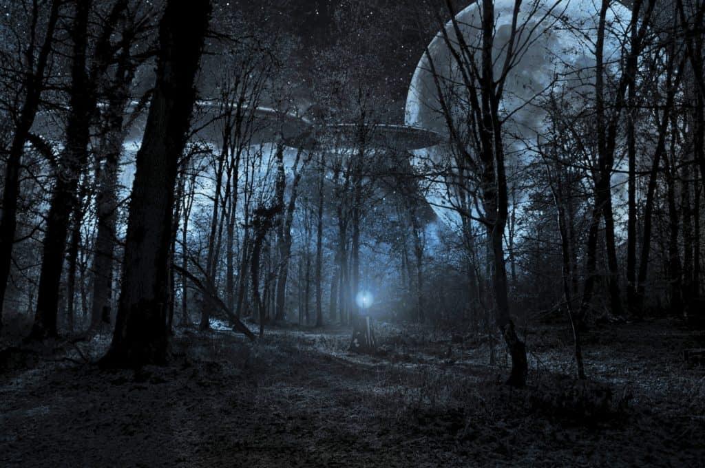 ufo, cover, alien